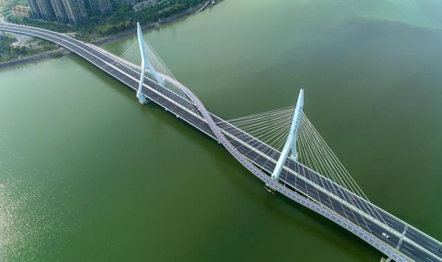 城南新区一号桥