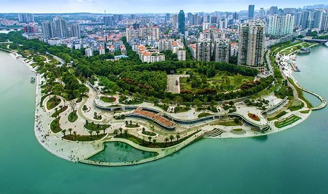 贝博西甲港三江湖码头建设项目