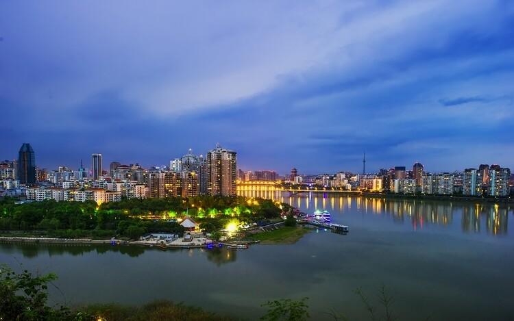 绵阳三江半岛